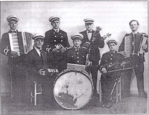 The Forbes Ragtime Band